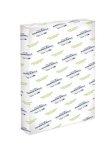 Hammermill Papier, Premium Color Copy-Papier, 12 x 18 Papier, 28 lb Papier, 100 hell, 1 Ries / 500 Blatt (106125R) säurefreies Papier (Hammermill-copy Papier)