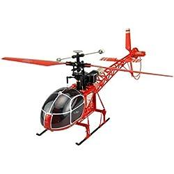 Amewi Lama Remote Controlled Helicopter - Juguetes de Control Remoto (Ión de Litio, 840 mAh, 4 x AA, 510 mm, 170 mm)