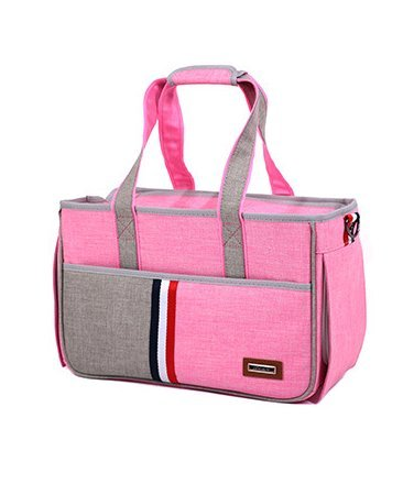 BENWEI Classics Pet Carrier,Portable Dog Cat Handbag Outdoor Soft Sided Pet Shoulder Bag Foldable Travel Tote,Under Seat… 1