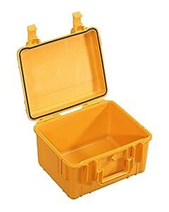 B&W International 1.2816/O Valise étanche pour Appareil Photo Anti-choc Type 20 Orange