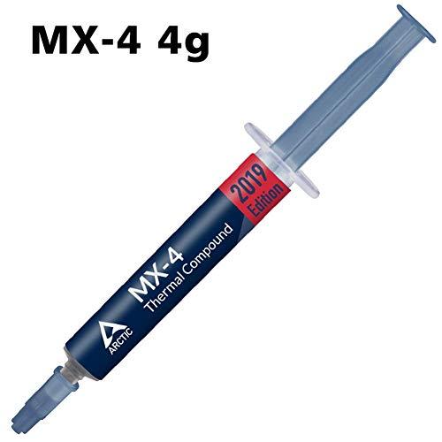 smileyshy MX-4 Wärmeleitpaste, MX-4 2 g 4 g 8 g 20 g Intel Wärmeleitpaste CPU-Wärmeleitpaste mit Silikonkühlung VGA-Verbund-Wärmeleitpaste