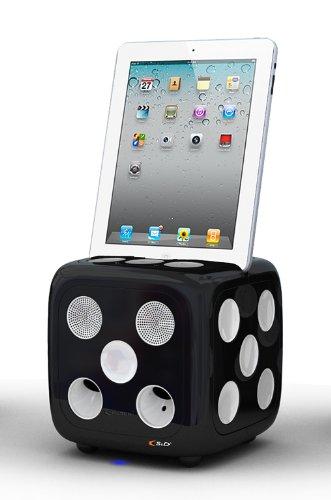 S & D Starking Idice Dockingstation für Apple iPod/iPhone/iPad 2/3 schwarz