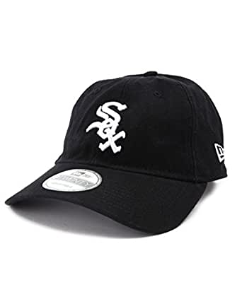 New Era - - Homme - Casquette Ajustable Lanière Cuir Canvas Lavé Coop Team Sox pour homme - TU
