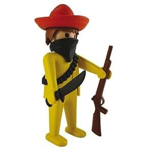 Figurine 'Playmobil' - Resine Le Bandit - 30cm