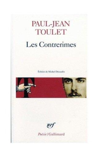 Les Contrerimes par Paul-Jean Toulet