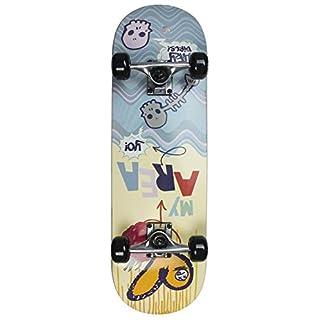 Area Kinder Skateboard Sweet Raspberry, 28