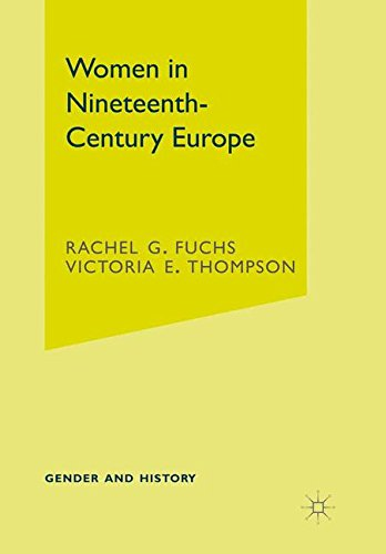 Women in Nineteenth-Century Europe (Gender and History)