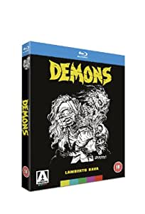 Demons [Blu-ray] [1985]