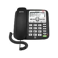 Binatone Acura 3000 Corded Phone with Call Blocker - Black