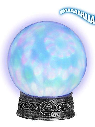 Bola de cristal luminosa - Única