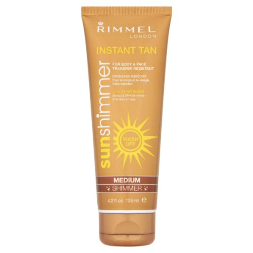 Tan Rimmel Shimmer dim. Instant Make Up Shimmer moyen