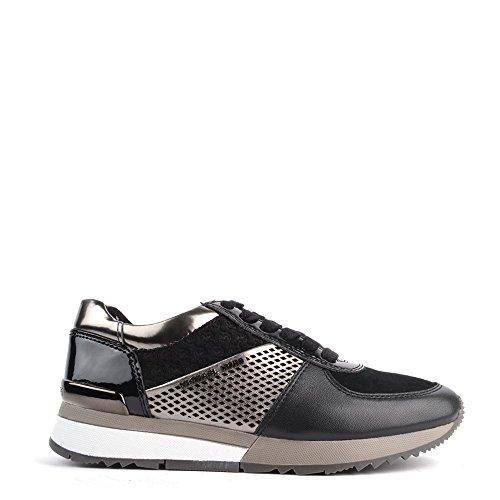 michael-kors-sneakers-allie-trainer-black-gun-385