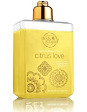 Body Cupid Citrus Love Shower Gel No Sulphate and Paraben