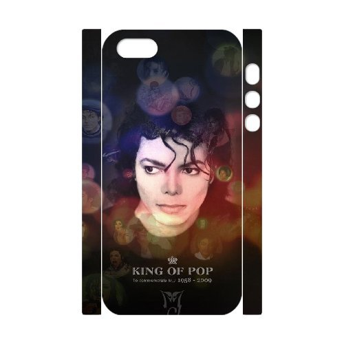 LP-LG Phone Case Of Michael Jackson For iPhone 5,5S [Pattern-6] Pattern-5