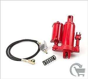 Pumpzylinder Für Motorradhebebühne Art Nr 24357 Sport Freizeit