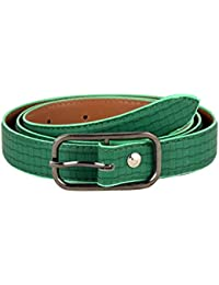 Tiekart women green belt