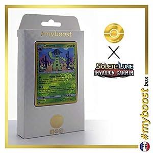 Cacturne 6/111 Holo Reverse - #myboost X Soleil & Lune 4 Invasion Carmin - Box de 10 Cartas Pokémon Francés