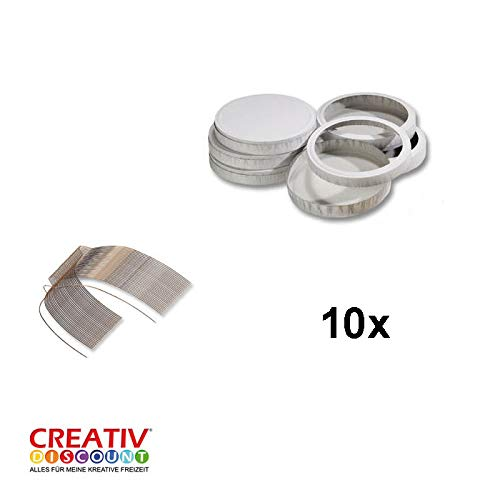 CREATIV DISCOUNT Laternenset Basic für 10 Laternen