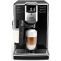Philips 5000 EP5330/10 Kaffeevollautomat (mit LatteGo Milchsystem) klavierlack-schwarz