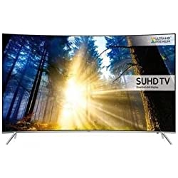 LED 4K SUHD TV CURVO SAMSUNG 55 SMART TV UE55KS7500 SUHD/ 2200Hz PQI/ TDT / 4 HDMI/ 3 USB VIDEO/ WIFI DIRECT/ MANDO UNIVERSAL