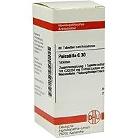 PULSATILLA C 30 Tabletten 80 St preisvergleich bei billige-tabletten.eu