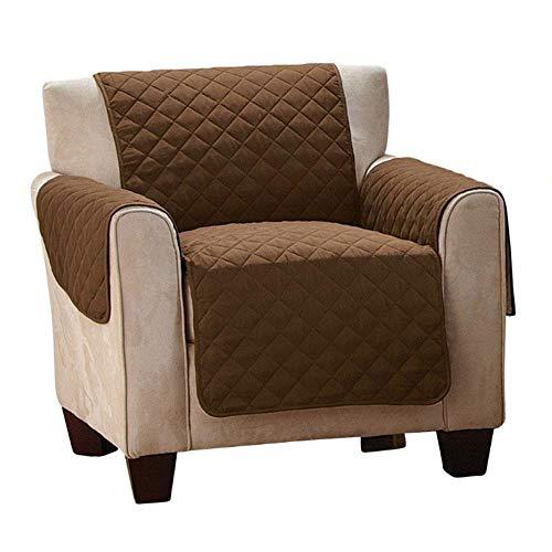Aolvo Sofa Quilt Displayschutzfolie/Matte/Pad, Pet Couch Bezug Wasserdicht Weich Gesteppte Möbel Displayschutzfolie Sofa Schonbezug Set Perfekt für Hunde, Katzen, Kinder -