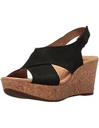 75a69f2201b2 Amazon.co.uk  Clarks - Sandals   Women s Shoes  Shoes   Bags