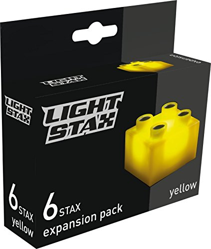 Light Stax Set Extension de 6 STAX jaune