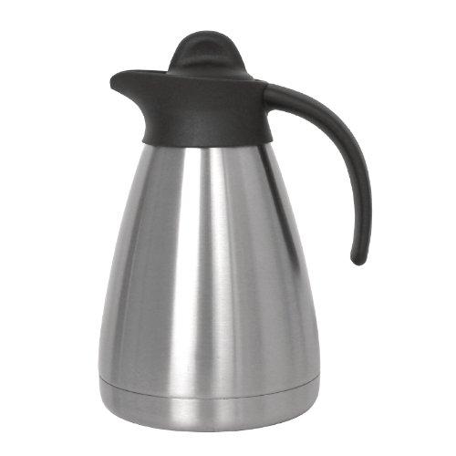 Olympia Screwtop isotherme 1 D 'Acier inoxydable Mug Tasse Pot à lait Pichet