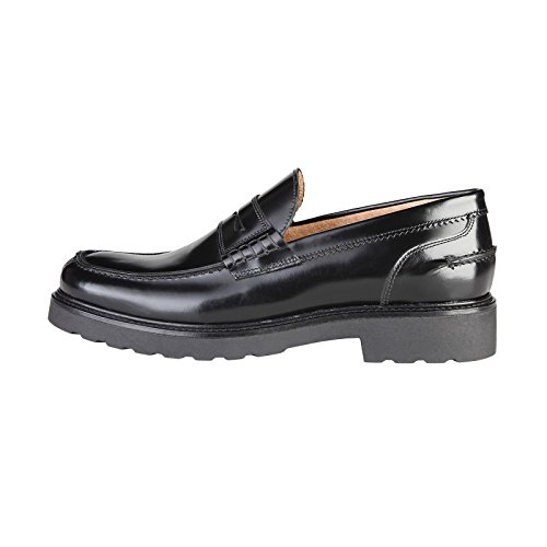 Made in ItaliaShoes - Scarpe basse Uomo , nero (nero),