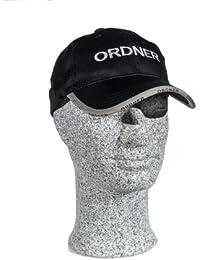 TacFirst Baseball Cap Ordner Schwarz
