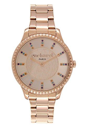 cacharel-damen-armbanduhr-analog-quarz-edelstahl-beschichtet-cld-035-2tm