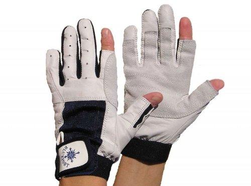 Blueport Segelhandschuhe aus Leder im Preis-Leistungsverhältnis-Test