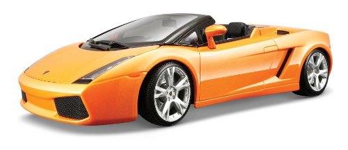 Bburago Lamborghini Gallardo Spyder, Matte Yellow  available at amazon for Rs.2569