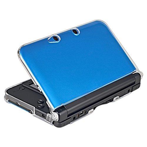 Funda Rigida Dura Cristal Hard Carcasa Cover Para Nintendo 3DS XL Transparente