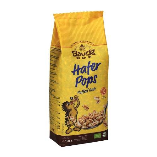 BAUCK Haferpops mit Honig 150 g (Cornflakes Honig)