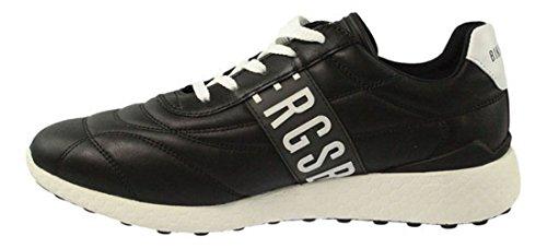 Bikkembergs | Strik-ER 895 Low | Sneaker - schwarz Schwarz