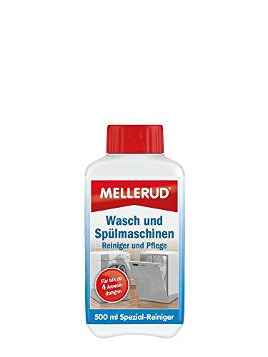 Mellerud 2001001636 Wasch und Spülmaschinen Reiniger 0,5 l Mehrfarbig