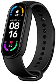 Per Xiaomi Mi Band 6 1.56 ''Display Dello Schermo Braccialetto Intelligente Ossigeno Sangue Fitness Tr