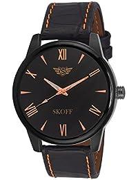 SKOFF Analogue Black Dial Men's Watch - ES00060