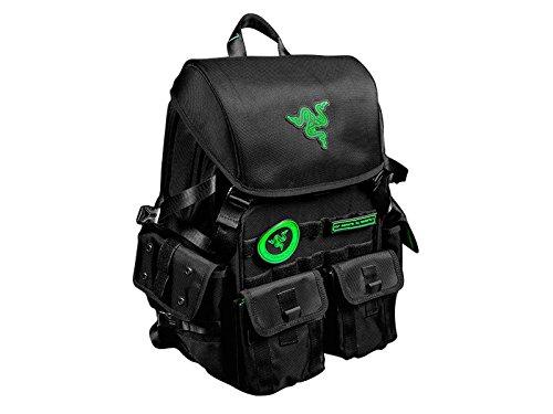 Razer Tactical Pro Backpack Wasserabsweisender Laptop Rucksack (Gaming Rucksack für bis zu 17,3 Zoll Notebooks)
