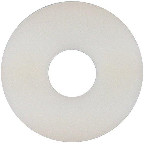 25 Stück Große Unterlegscheiben 4,3 (M4) DIN 9021 Polyamid PA