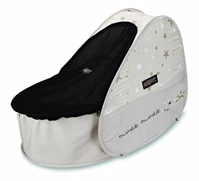 Koo-di Sun and Sleep Bassinette-Natural Calm