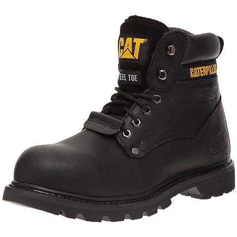 Caterpillar Sheffield Sb, Bottes de sécurité homme, Noir (Black) - 41 EU (7 UK)