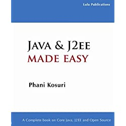 Java & J2EE Made Easy