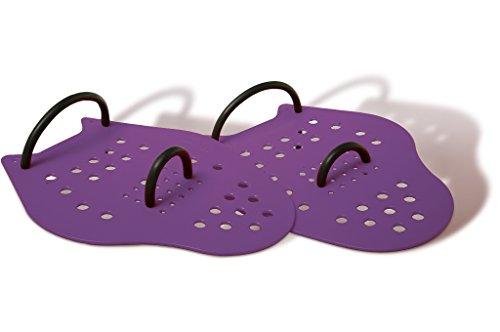 Malmsten SwimPower handpaddeln XXL violett Preisvergleich