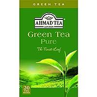 Ahmad Tea Green Tea Pure Tea Bags - 20 x 2 gm