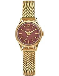 Henry de Londres Unisex Reloj de pulsera Holborn–Analógico de Cuarzo Acero inoxidable hl25de m de 0058
