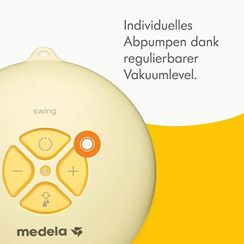 Milchpumpe Medela Swing - elektrische Milchpumpe, Schweizer Medizinprodukt - 2