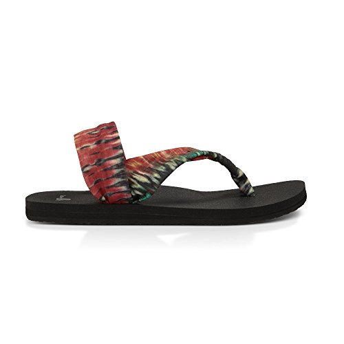 Sanuk, Sandali donna Rosso dusty red Rosso (dusty red)
